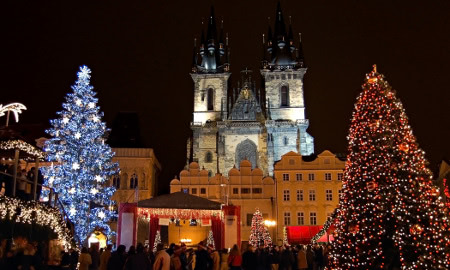 The Christmas Market Prague 2014